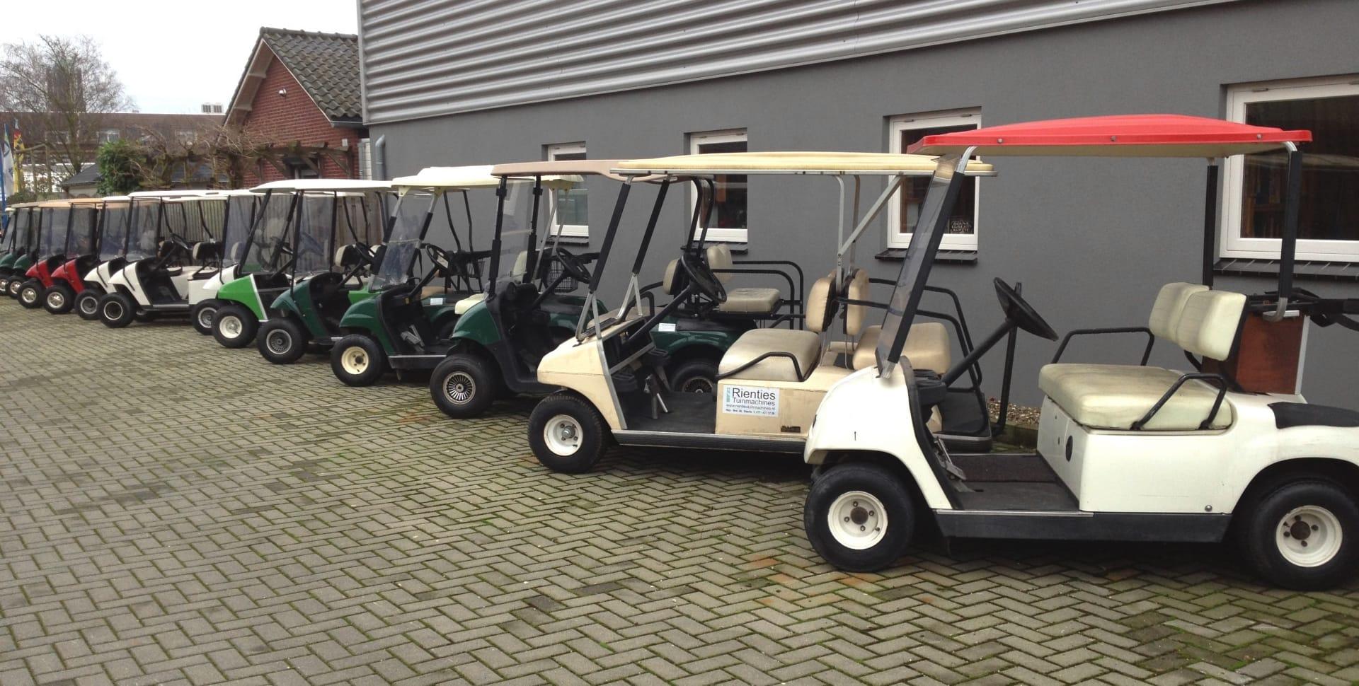 Golfkar Of Elektro Transporter Kopen Elektrisch Of Benzine Golfkar